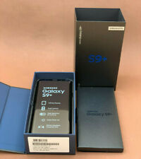 SAMSUNG GALAXY S9+ PLUS G965U ORIGINAL NEGRO LIBRE+ GARANTIA +CAJA+ ACCESORIOS