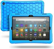 Silicone Case for All-New Kindle Fire HD 8 10th Gen 2020 Shock Proof Back Cover
