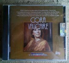 Cora Vaucaire - Les grands chansonniers La canzone francese  CD NUOVO / SEALED