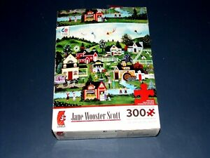 Ceaco 300 Piece Jane Wooster Scott Jigsaw Puzzle COMPLETE Very Good Cond