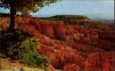 (10du) Bryce Canyon National Park: Boat Mesa and the Queen's Garden