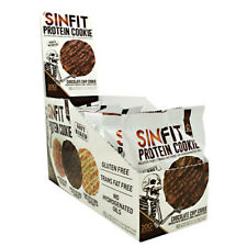 Sinister Labs SINFIT High Protein COOKIE 20g - 10 COOKIES CHOCOLATE CHIP