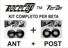Racecap FastDry FULL KIT NERO PER BETA (ANT + POST)