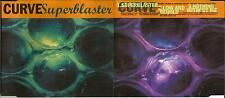 Curve rare 1993 cd - Superblaster