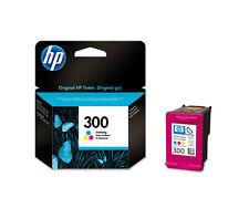 HP 300 ORIGINAL TINTE PATRONEN DESKJET D1660 D2560 D2660 D5560 F2420 F2480 bunt