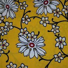 R Kaufman Vera's Garden ETJ  9770-182 Licorice Cotton Fabric