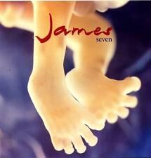 *CD - JAMES - Seven