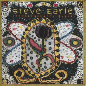 Steve Earle : Transcendental Blues (HDCD 2000) *VG /EX COND* FREEUK24-HR POST!!