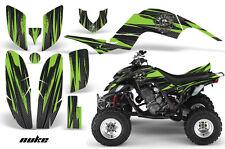 Yamaha Raptor660 AMR Racing Graphic Kit Wrap Quad Decals ATV 2001-2005 NUKE GRN