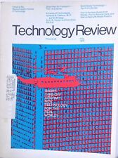 Technology Review Magazine Short Take-Off Aircraft May 1972  092017nonrh