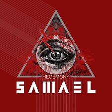 Samael - Hegemony LP Gatefold Import Black Vinyl - Black Metal - NEW COPY