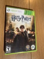 Harry Potter and the Deathly Hallows: Part 2 (Microsoft Xbox 360, Xbox 360)