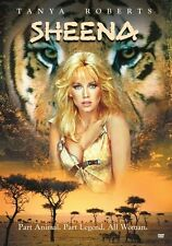 SHEENA (1984 Tanya Roberts) english cover -   Region Free DVD - Sealed
