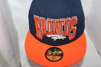 Denver Broncos New Era NFL 2 Tone 59Fifty,Cap,Hat,Fitted      $ 34.99      NEW