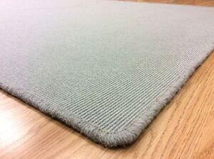 WOOL MOLOKO Huskie Crucial Trading L. Blue 100% Wool Carpet Rug 120x180cm 60%OFF