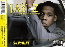 JAY-Z : SUNSHINE / 5 TRACK-CD