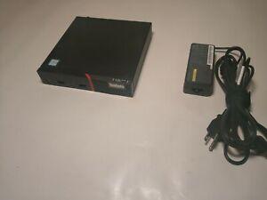 Lenovo ThinkCentre M700 Tiny Mini Computer i7-6700T 16GB DDR4 128 GB SSD  Win10