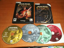 STAR WARS KNIGHTS OF THE OLD REPUBLIC 1  PC-CD    FAST POST