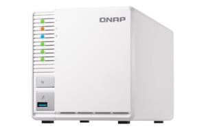 QNAP Turbo Station TS-328 2GB RAM 12TB 3x WD RED Plus NAS 2x Gb LAN (TS-328-2G)