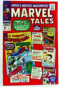 MARVEL TALES (1967) #9 Reprints Amazing Spider-Man VG/FN Ships FREE
