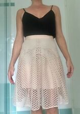 Club Monaco Highwaist A Line Skirt Pale Pink Size 2