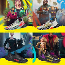 adidas X9000L4 Cyberpunk 2077 BOOST Keanu Reeves Men Shoe Sneakers Pick 1