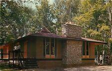 Fairview Michigan~Michi Lu Ca LCA Conference Center & Camp~Unit Lodge~1950s PC