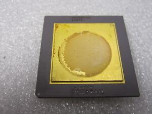 Vintage Intel Pentium A80501-66 SX837 RARE CPU processor for gold recovery