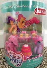My Little Pony Ponyville Scootaloo Star Song Pinkie Pie Target Exclusive NIP