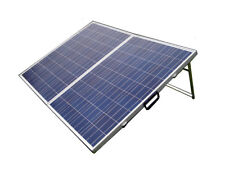 ECO 200W Poly Folding Portable Solar Panel Kit W/15A Controller for Camp RV Boat