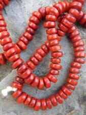 Red Glass Spacer Beads [68897]