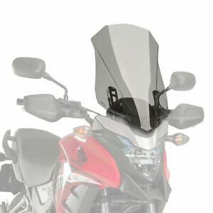 PUIG LIGHT SMOKE TOURING SCREEN WINDSHIELD HONDA CB500X 2016 - 2021 M8901H