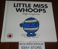 LITTLE MISS BOOK - LITTLE MISS WHOOPS VOL 33 - HARD COVER (BRAND NEW)