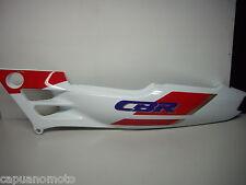 SCOCCA LATERALE SINISTRA CBR600F 1991 BIANCO-ROSSO ORIGINALE HONDA 83712MV9600ZE