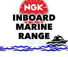 NGK SPARK PLUG For MARINE MERCRUISER Stern Drive Small Block 350 Mag EFI/MPI