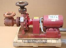 Armstrong Pump 140 Usgpm 175psi 109 Ft 75 Hp 1800 Rpm 3x2x10 4030