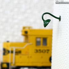 lot 15 Modèle Train Lampadaire HO maquette à LED éclairage mural Lumière R43BG