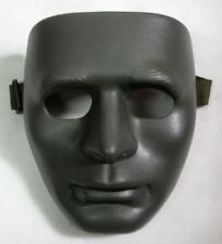 New Airsoft Man Face Plastic Mask OD