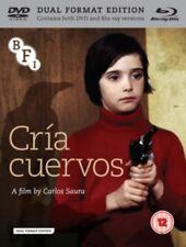 Neue Cria Cuervos DVD + Blu-ray