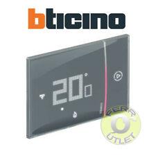 OFFERTISSIMA CRONOT. BTICINO SMARTHER 2 INCASSO NERO COD. XG8002