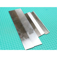 High Quality 61HRC WHITE STEEL DIY Knife Blade Scales Blanks Making Knife Blade