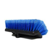 """1PC - CarCarez Car Truck Boat RV 10"""" Heavy-Duty Flow-Thru Wash Brush Head Blue"""