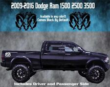 2009-2016 Dodge Ram Stripper Girl Vinyl Decal Graphic Truck Bed Stripes Hemi