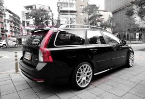 VOLVO V50 REAR/ROOF SPOILER (2005-2012)