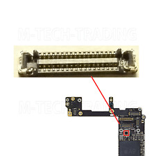 NEW LATEST IPHONE 6S 4.7 FRONT CAMERA FPC CONNECTOR FOR LOGIC BOARD PART (I6S17)