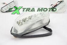 Stop fanale faro posteriore LED universale Yamaha Honda Ducati Kawasaki 201