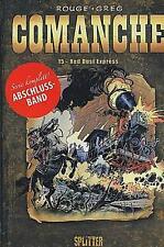 Comanche 15, Splitter