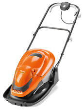 More details for flymo easiglide 330v hover lawn mower - 1700w, 33cm, 20l grass box - brand new