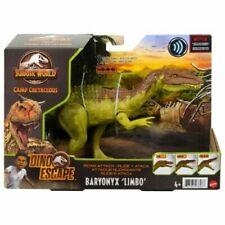 Jurassic World Roar Attack Baryonyx Limbo Camp Cretaceous Dinosaur Figure