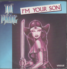 "Tai Phong I'm Your Son 45T 7"" Inch SP 45 Tours Jean Jacques Goldman 102170"